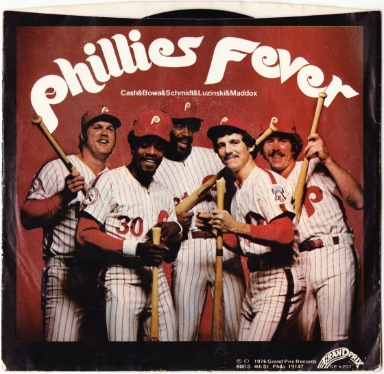 1976 Philadelphia Phillies 560x546