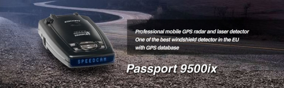 2. Escort Passport 9500ix 560x175