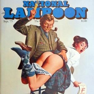 45 Famous National Lampoon Magazine Covers