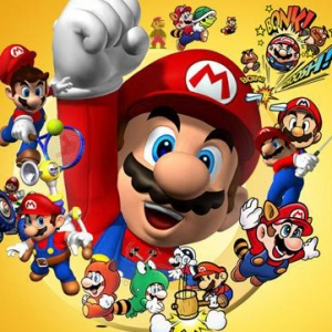 Nine Bizarre Mario Video Games