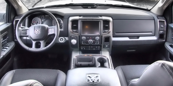 2017 RAM 1500 Night Interior 1 560x280