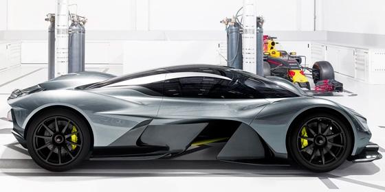 Aston Martin Valkyrie 560x280