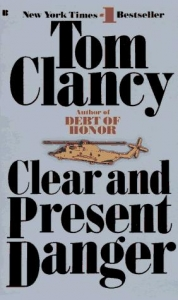 Clear and Present Danger 178x300