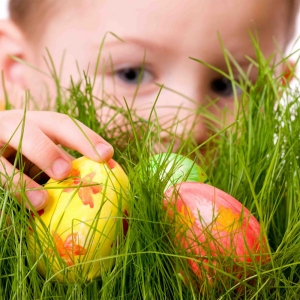 Ten Sweet Places to Hide Easter Eggs