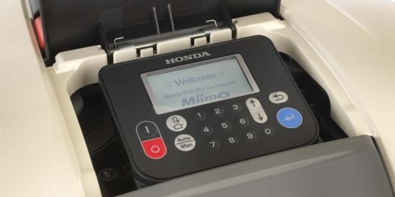 Honda Miimo Control Panel 560x280