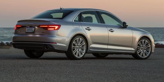 2017 Audi A4 Exterior 3 560x280