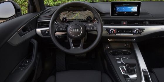2017 Audi A4 Interior 1 560x280