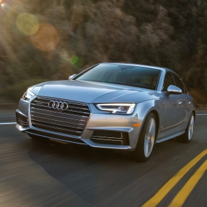 2017 Audi A4 : Review