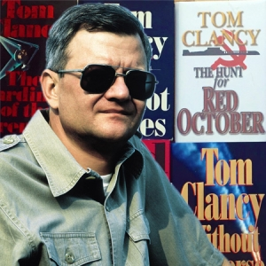 Top Five Tom Clancy Best Sellers