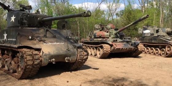 Drive Tanks 560x280