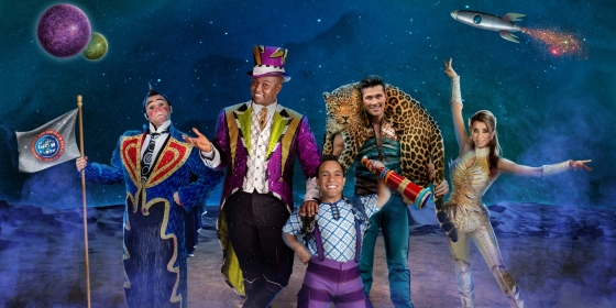 Ringling Circus Space Theme 560x280