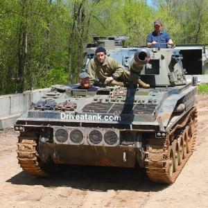 Driving Tanks for Mechanized Mayhem!