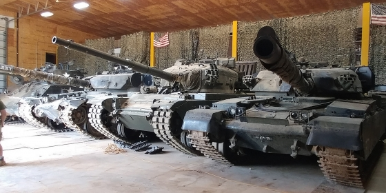 Tank Garage 560x280