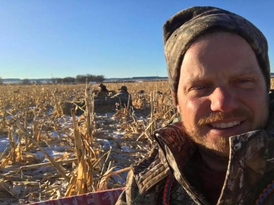 Tim Esterdahl Hunting 560x420