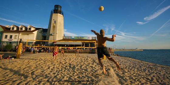 Volleyball 560x280