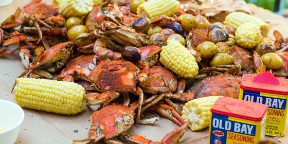 Crab Feast 560x280