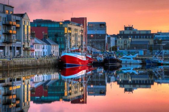 Galway Ireland 560x373