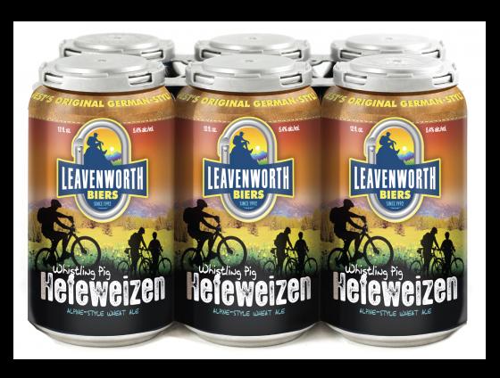 Leavenworth Bier Whistling Pig Hefeweizen 6Pack 1 560x424