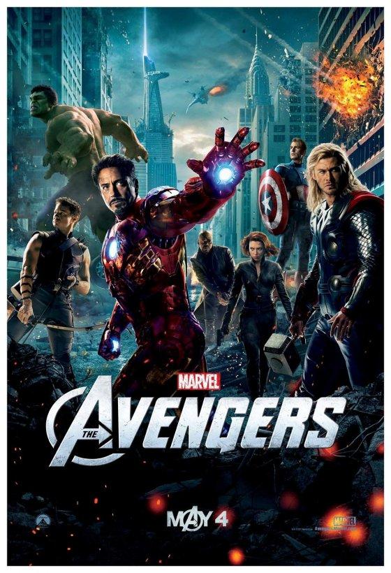 Marvels The Avengers 560x820