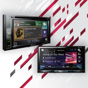 Pioneer NEX Receiver : A Perfect Gift for Dads & Grads