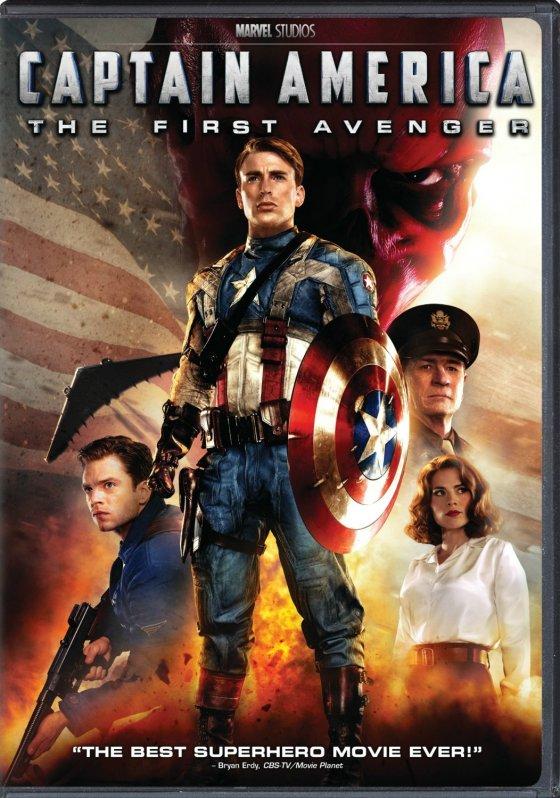 captain america the first avenger 560x798