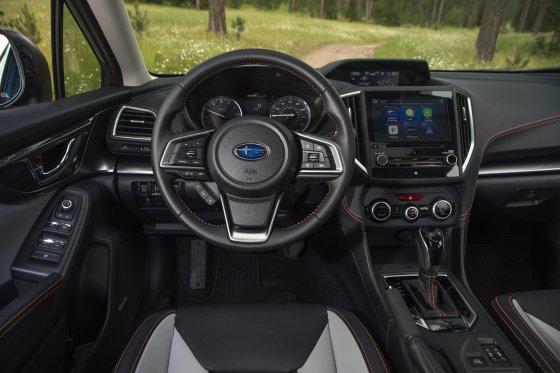 2018 Subaru Crosstrek Interior 1 560x373