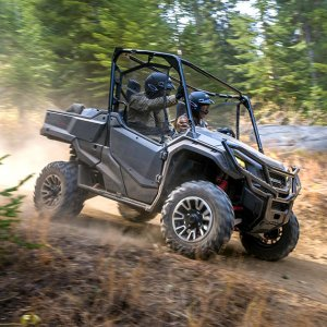 Six Rugged Off-Road Utility Vehicles