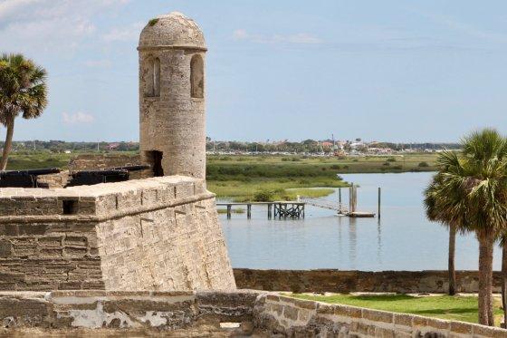 Castillo de San Marcos 2 560x373