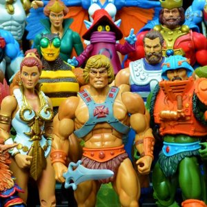 Top Ten Awesome He-Man Toys