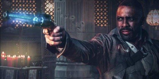 Idris Elba as Roland in The Dark Tower 560x279