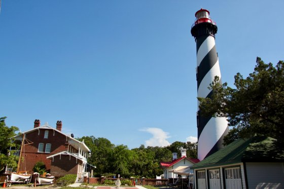 St Augustine Lighthouse 1 560x373