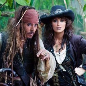 Pirates of the Caribbean Outtakes