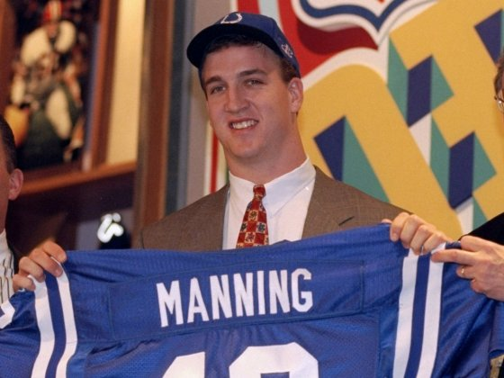 in the end the indianapolis colts made the right decision drafting manning and signing him to a six year 477 million contract with an 116 million signing bonus 560x420
