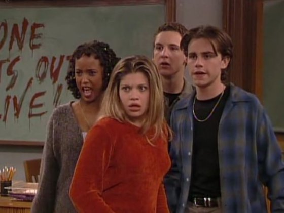 Boy Meets World Halloween 560x421