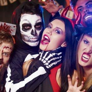 Ten Fun Adult Halloween Party Games