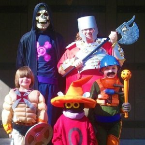 Family Halloween Costumes Done Right