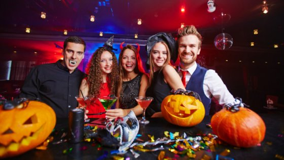 ideas for an adults only halloween when suffering from infertility 560x315