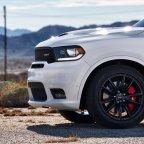 2018 Dodge Durango SRT Exterior Detail 2 144x144