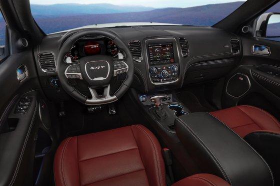 2018 Dodge Durango SRT Interior 1 560x373