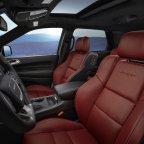 2018 Dodge Durango SRT Interior 4 144x144
