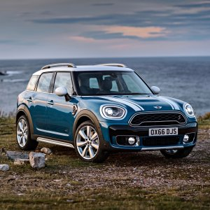 2017 MINI Cooper S Countryman ALL4 : Review
