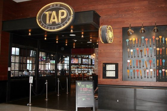 MGM National Harbor Tap Sports Bar 1 560x373