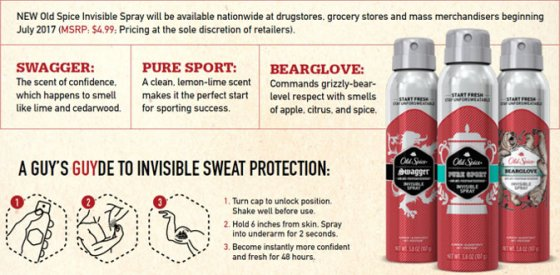 Old Spice Directions 560x275