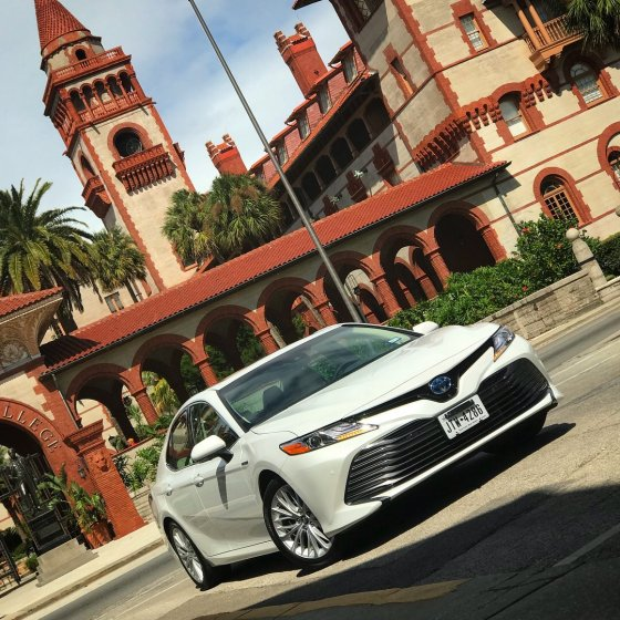 Toyota Camry Flagler College 1 560x560