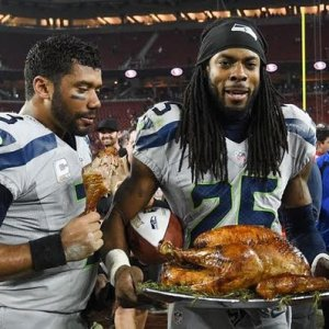 The 25 Most Thrilling NFL Thanksgiving Games