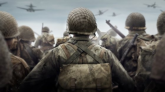 Call of Duty WWII 560x315