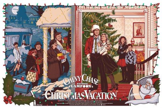 Christmas Vacation Fan Art 1 560x373