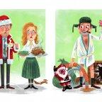 Christmas Vacation Fan Art 14 144x144