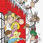 Christmas Vacation Fan Art 17 144x144