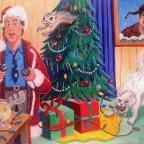 Christmas Vacation Fan Art 59 144x144